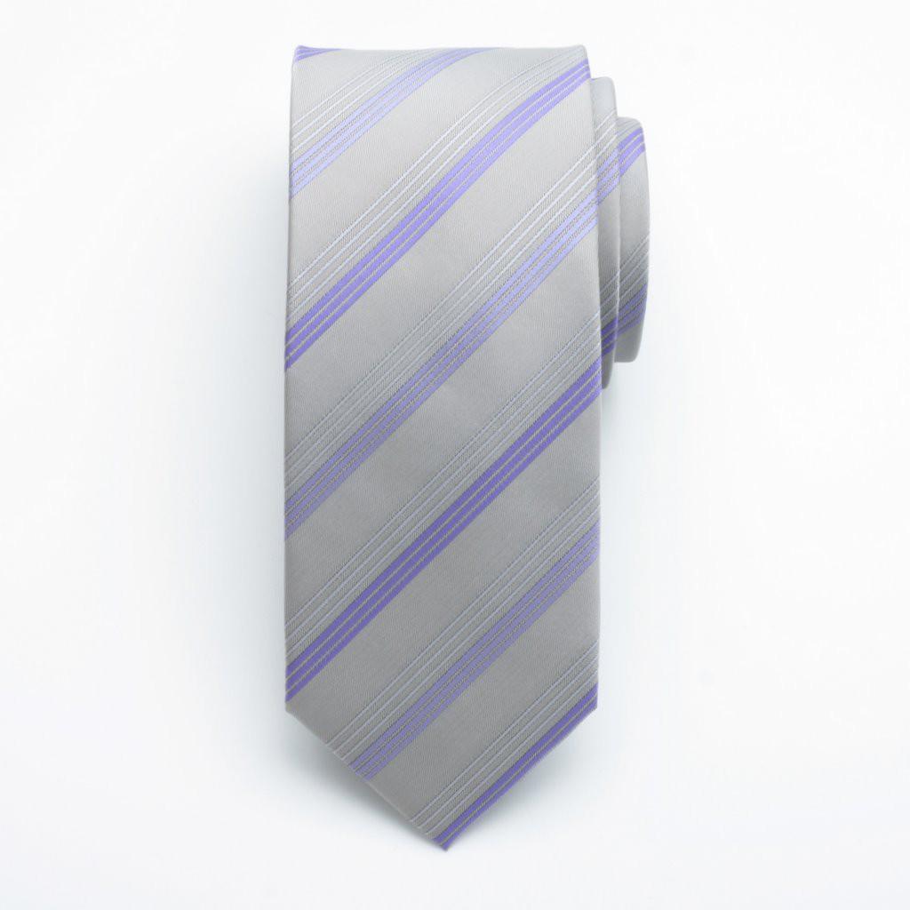 Krawat microfibra (wzór 267)