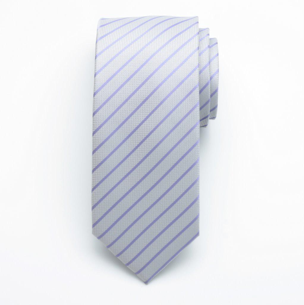 Krawat microfibra (wzór 268)
