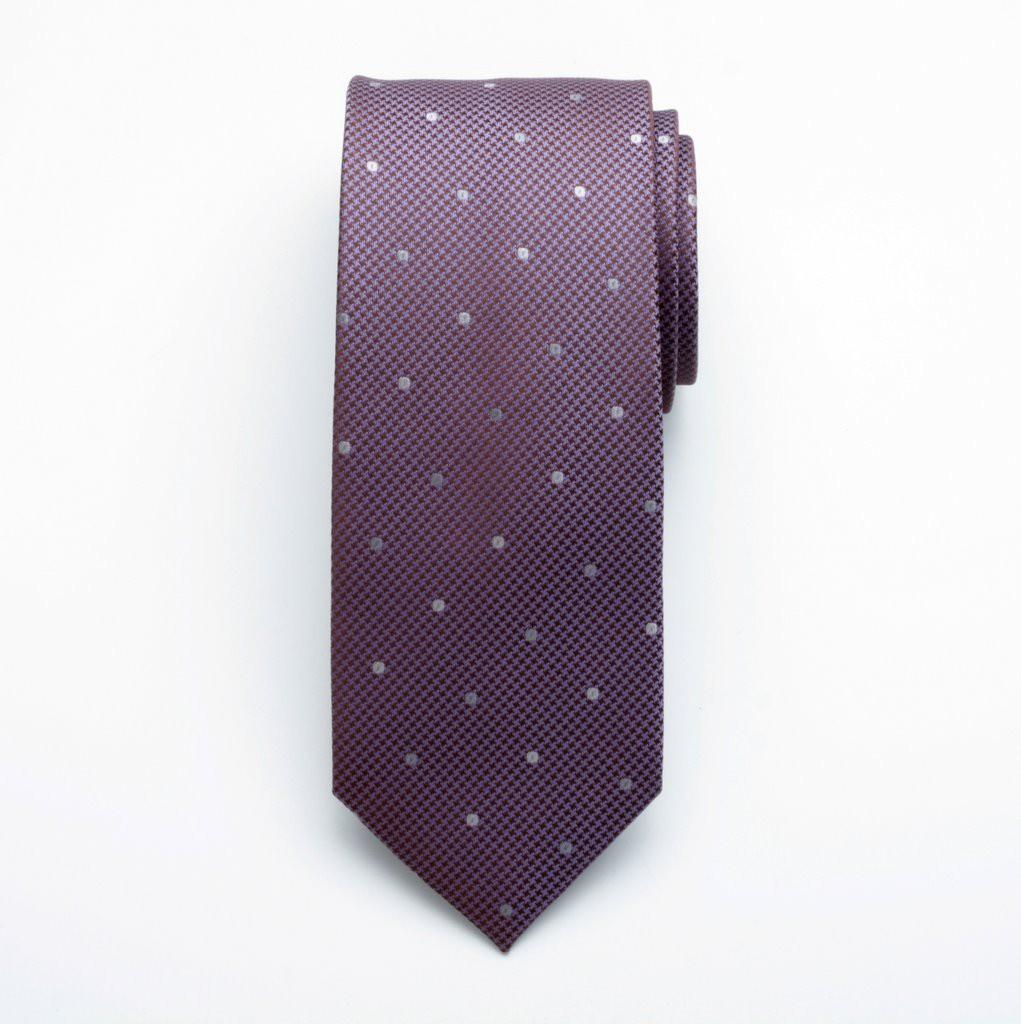 Krawat microfibra (wzór 298)