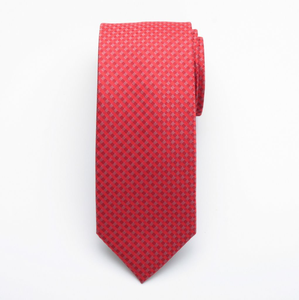 Krawat microfibra (wzór 299)