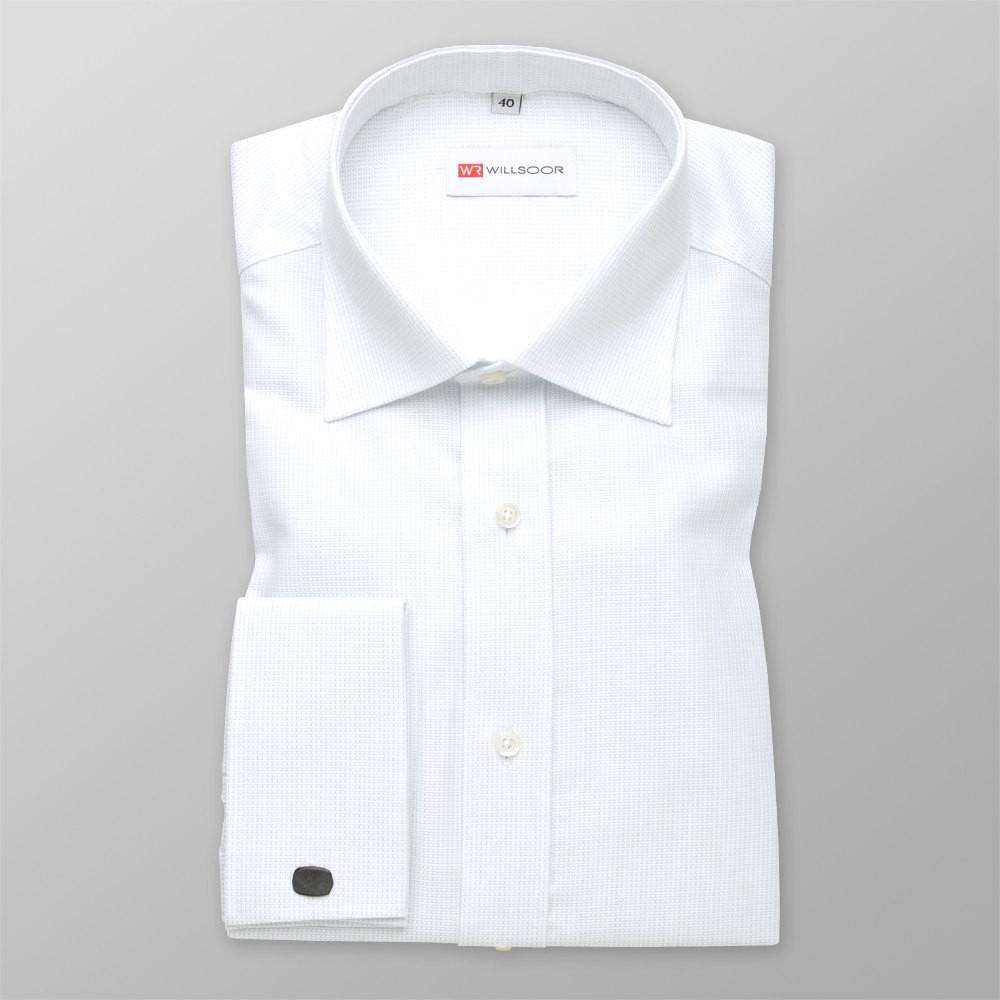 Klasyczna koszula na spinki