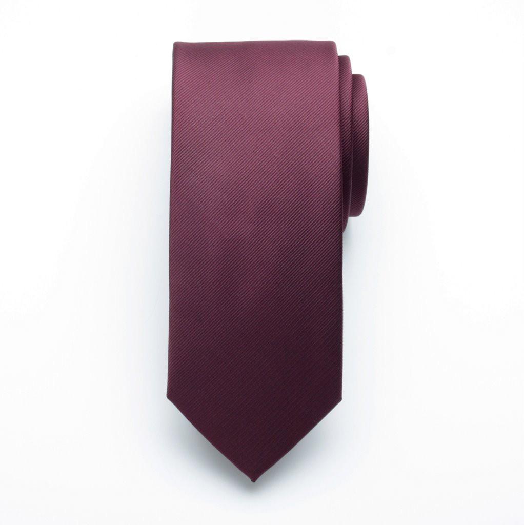 Krawat microfibra (wzór 327)