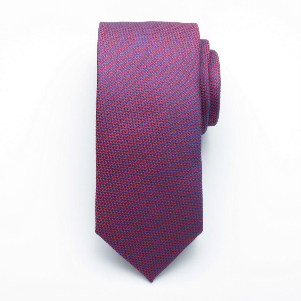 Krawat microfibra (wzór 354)
