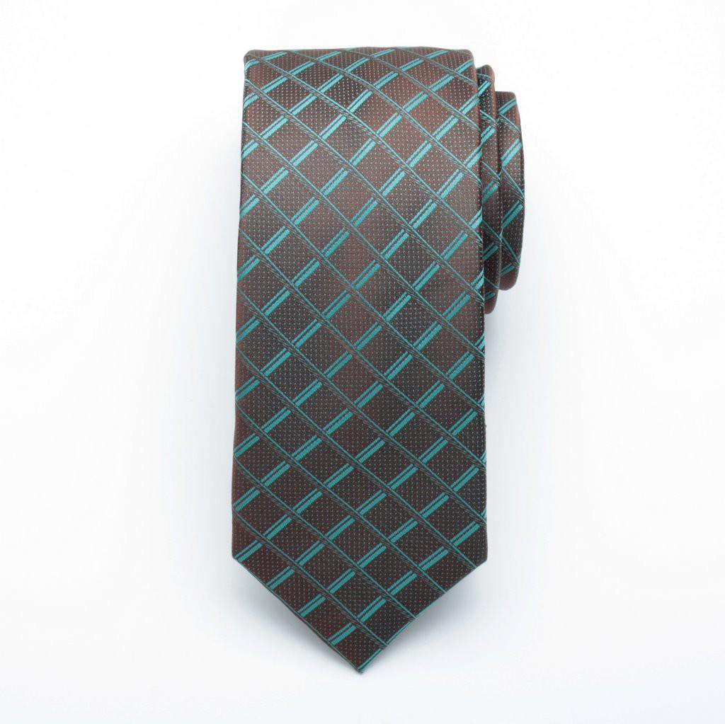 Krawat microfibra (wzór 366)