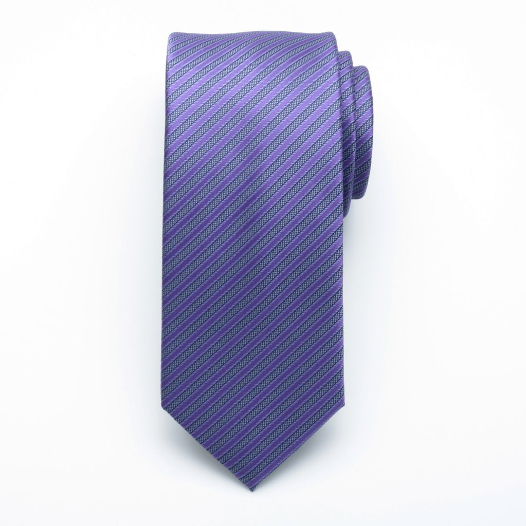 Krawat microfibra (wzór 370)