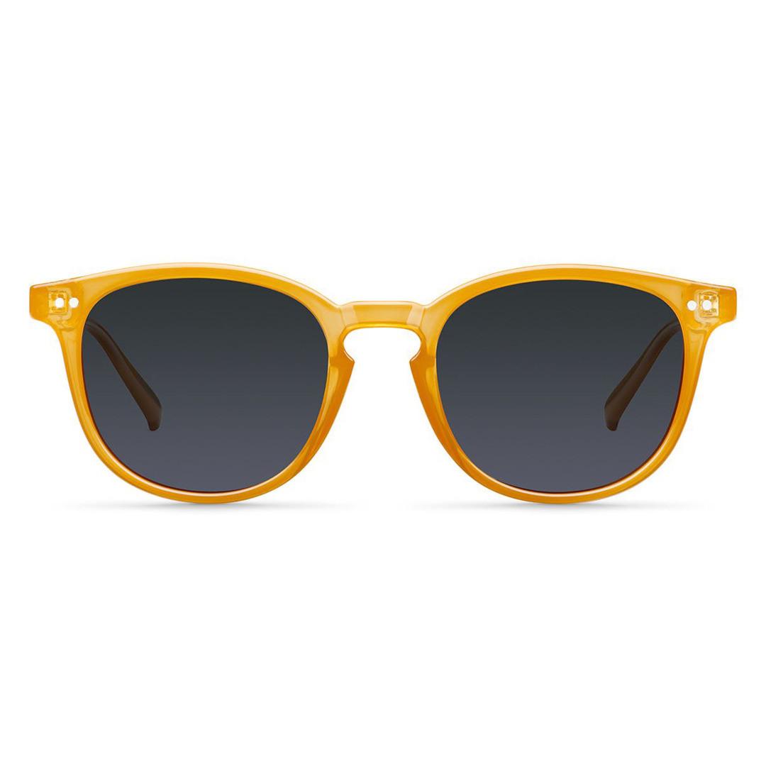 Okulary unisex Meller Banna Amber Carbon