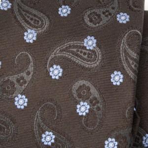 Krawat jedwabny (wzór 343)