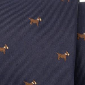 Krawat jedwabny (wzór 348)