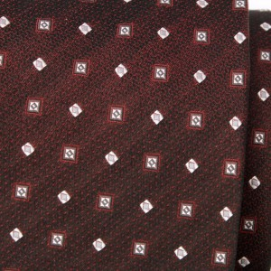 Krawat jedwabny (wzór 117)