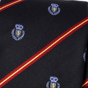 Krawat jedwabny (wzór 296)