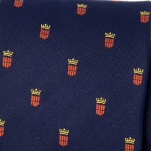 Krawat jedwabny (wzór 299)