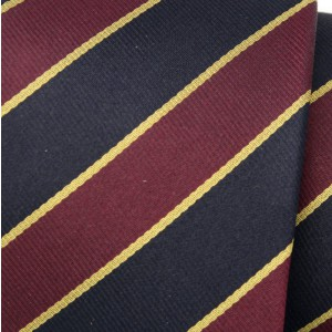 Krawat jedwabny (wzór 340)