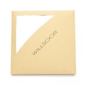 Poszetka jedwabna Willsoor (wzór 118)