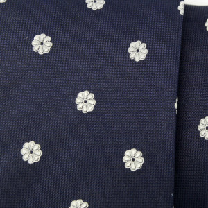 Krawat jedwabny (wzór 318)