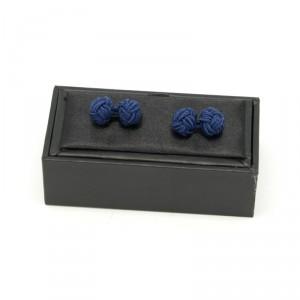 Spinki do mankietów - węzełki (wzór 5)