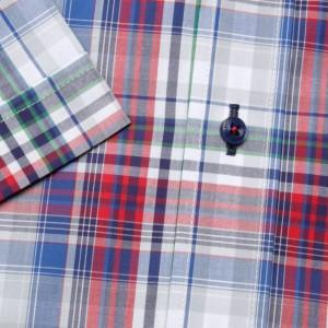 Klasyczna koszula w kratę
