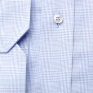 Klasyczna koszula w kratkę Księcia Walii
