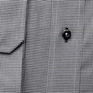 Taliowana koszula w pepitkę