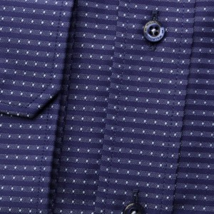 Klasyczna granatowa koszula
