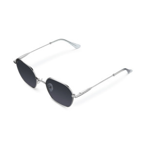 Okulary unisex Meller Adwin Silver Carbon