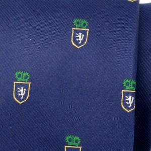 Krawat jedwabny (wzór 323)