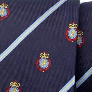 Krawat jedwabny (wzór 325)