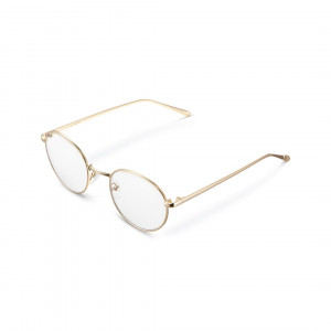 Okulary unisex Meller Blue Light Yuda Gold