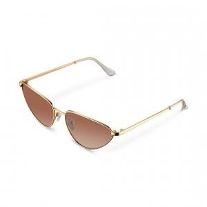 Okulary damskie Meller Leiza Gold Kakao