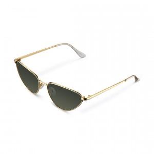 Okulary damskie Meller Leiza Gold Olive