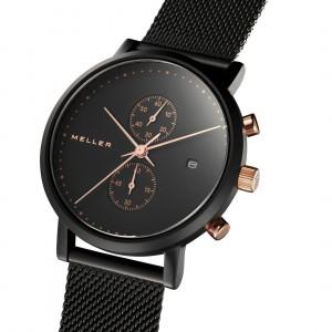 Zegarek męski Meller Makonnen Baki Black Chronograph