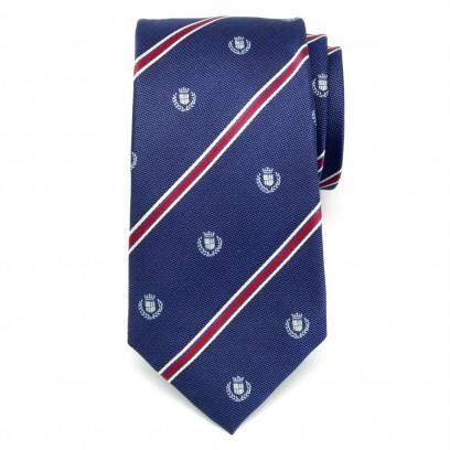 Krawat jedwabny (wzór 254)