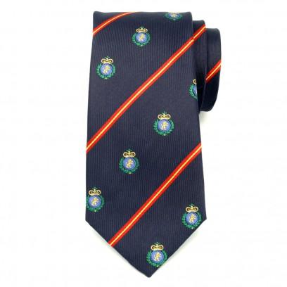 Krawat jedwabny (wzór 324)