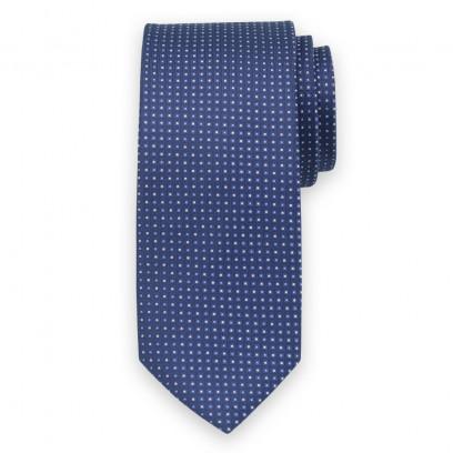 Klasyczny granatowy krawat