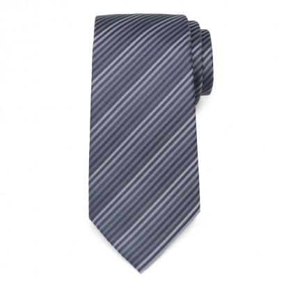 Klasyczny krawat w paski