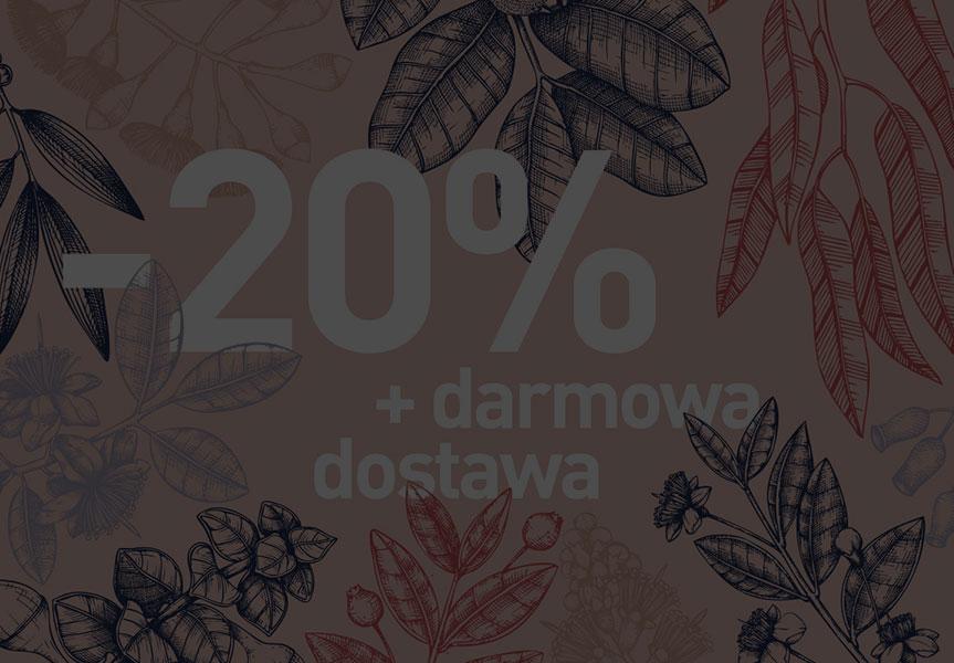 20% na dzień matki