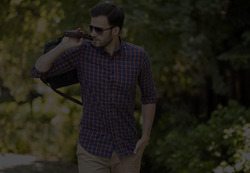 20% na koszule męskie