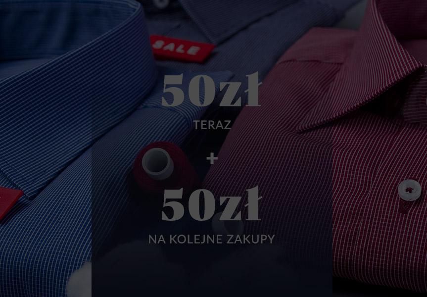 50 zł w prezencie!