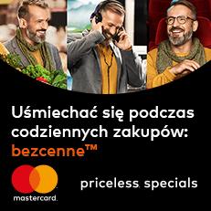 Master Card Priceless Specials